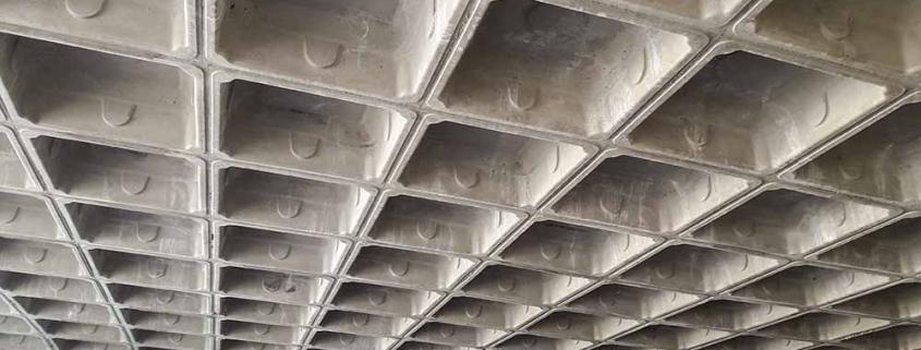 آشنایی با سقف وافل