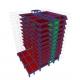 مدلسازی سازه و عملکرد سیستم سازه ای