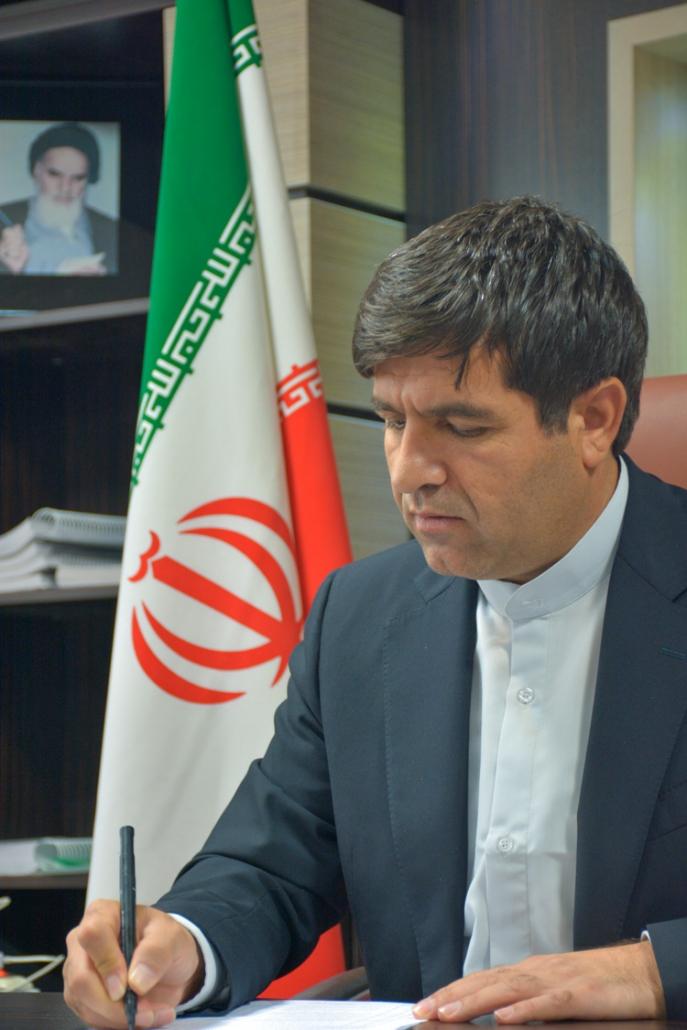 مهندس غلامرضا حاتمی