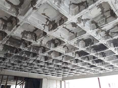 سقف وافل