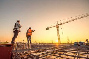 نظارت بر اجرای ساخت و ساز ساختمان
